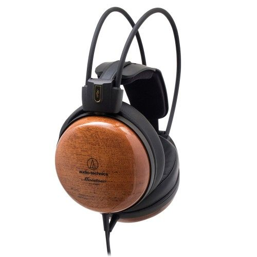 Audio Technica ATH-W1000Z Wooden Closed Back Headphones