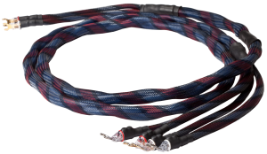 Snake River Audio COTTONMOUTH SIGNATURE Bi-Wire Speaker Cables